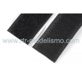 Velcro self-adhesive, 20mm wide (50cm)-GF-1470-001