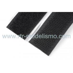 Velcro self-adhesive, 38mm wide (50cm)-GF-1470-002
