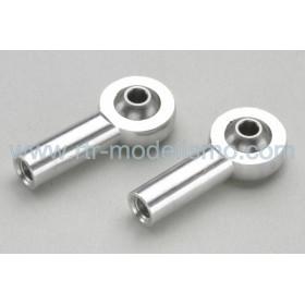 Aluminium ball link M3 (2pcs)-GF-2146-003