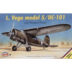 MPM 1:72 L. Vega Model 5 /UC-101-MP72522 (2)
