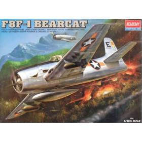 Academy 1/48 F8F-1 Bearcat-AD02186 (2)