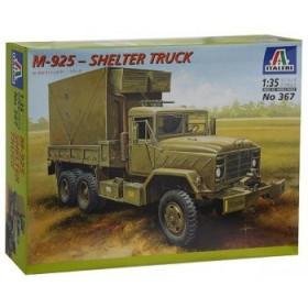 Italeri 1:35 M-925 - Shelter Truck-115-00367 (2)