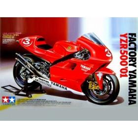 Tamiya 1:12 Yamaha Factory YZR500 '01-87-14088