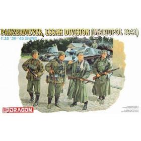 Dragon 1:35 Panzermeyer, Lssah Division (Mariupol 1941)-115-6116D