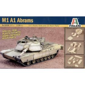 Italeri 1:35 M1 A1 Abrams-115-06438