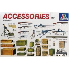 Italeri 1:35 Accessories-115-00407