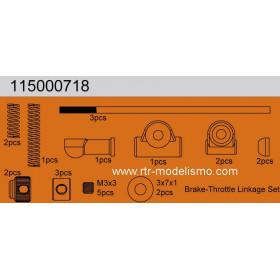 Brake-Throttle Linkage Set-115000718