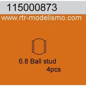 6.8 Ball Stud 4pc-115000873