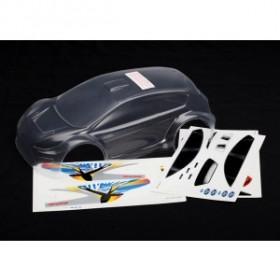 Carroçaria Ford Fiesta 1/16 Por pintar-TRX-7312
