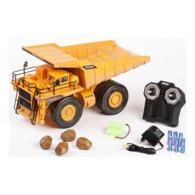 Camião Dump 1:24 2,4 GHz 100% RTR-500907203 (3)