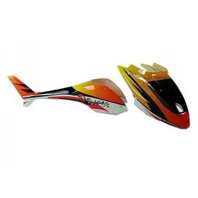 Fuselagem Completa Amarela-NE402210001A