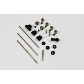 Tirantes de Acelerador e Travão-T08618