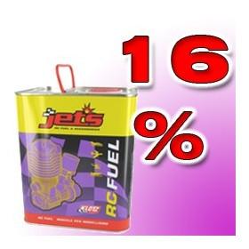 Combustível Jets 2,5L. KWC 16 %-JTKWC/2