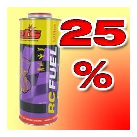 Combustível Jets 1L 25%-JTEX60