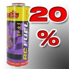 Combustível Jets 1L 20%-JTP50