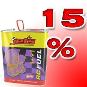 Combustível Jets 2.5L 15%-JTP250/2