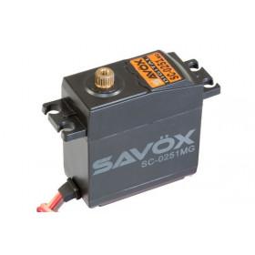 Servo Digital High Torque Metal Gear Savox-SC-0251MG