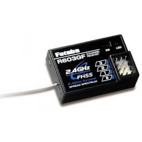 Recetor 3ch Rx 2.4GHz FHSS-RIP-PR603GF/2.4G