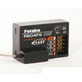 Recetor 4ch Rx 2.4GHz (Car/Boat)-RIP-PR604FS/2.4G