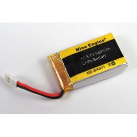 Bateria LiPO 15C 3.7V 680mAh 1S (SP 180D)-NE-NE411931001