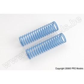 Molas de Amortecedores Dianteiros Azuis 1.7mm-T30.020