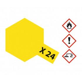 Tinta Acrílica Amarelo Claro X-24(10ml)-87-81524