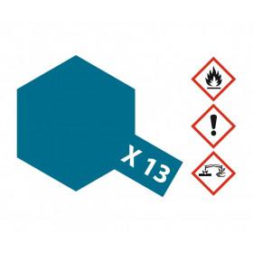 Tinta Acrílica Azul Metalizado X-13  (10ml)-87-81513