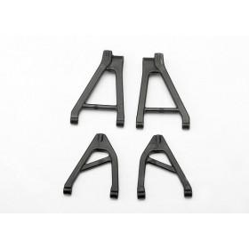 Braços suspensão traseira SLASH-TRX-7032