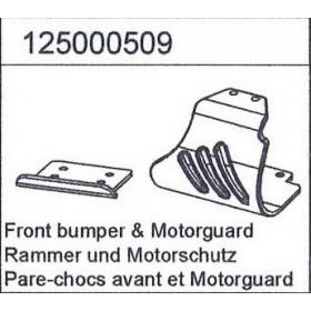 Para-choques e protecção de motor-125000509