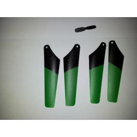 Pás Verdes/ Pretas para Nano Star 2-4409.5