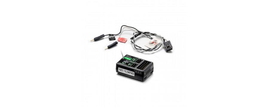Rádios/Receptores - Receptores