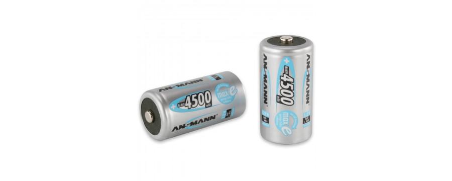Electrónica - Baterias - Pilhas Recarregáveis | Alcalinas