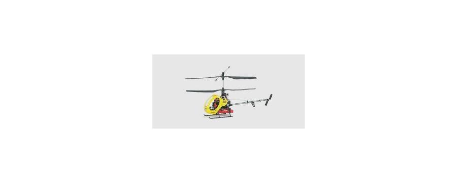 Peças - Graupner - Helicoptero Micro Light 2.4Ghz