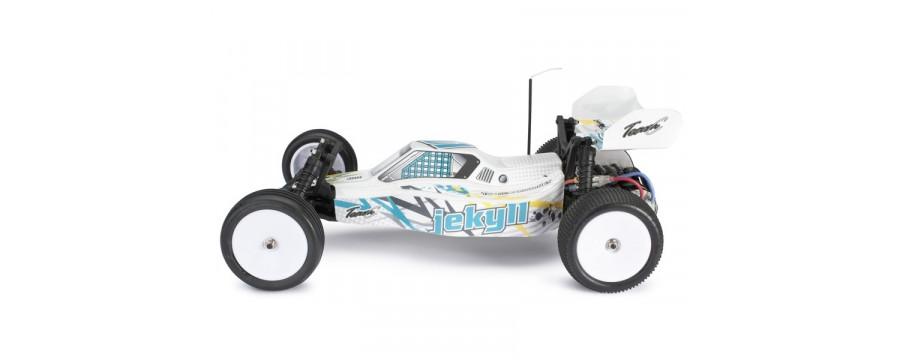 Peças - Team C - Jekyll 1/10 Buggy 2WD