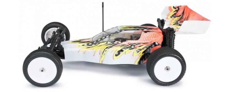 Peças - Team C - Lupuz 1/10 Buggy 2WD