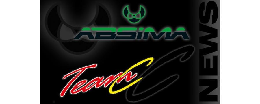 Rádios/Receptores - Comandos - Team C & ABSIMA