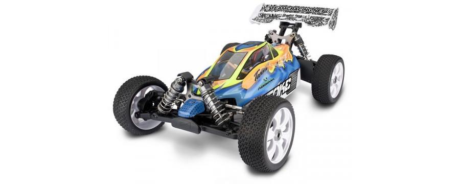 """Peças - Team C - Buggy 1/8 TR8 """"STOKE E"""""""