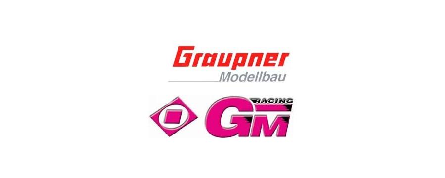 Graupner e GM Racing