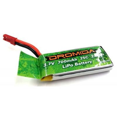 Bateria de LI-PO 3.7V 700mah 35C