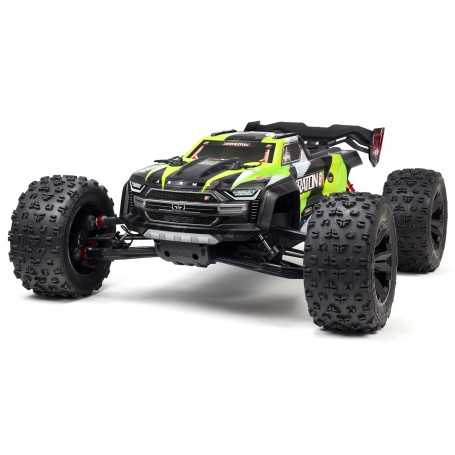 GS Racing The Eagle High Downforce Nylon Wing for 1//8 Buggy//Truggy Black /<New/>