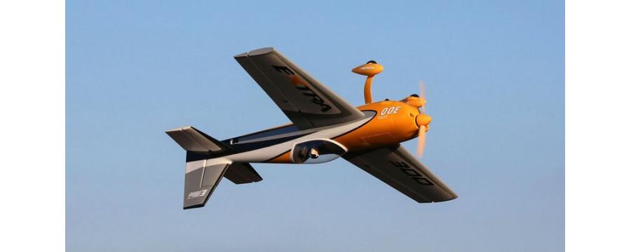 Aviões-RC - Elétricos