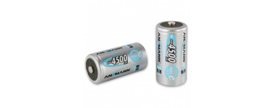 Electronics - Batteries - Rechargeable Batteries | Alkaline