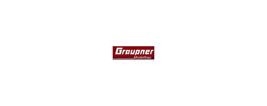 Rádios/Receptores - Comandos - Graupner