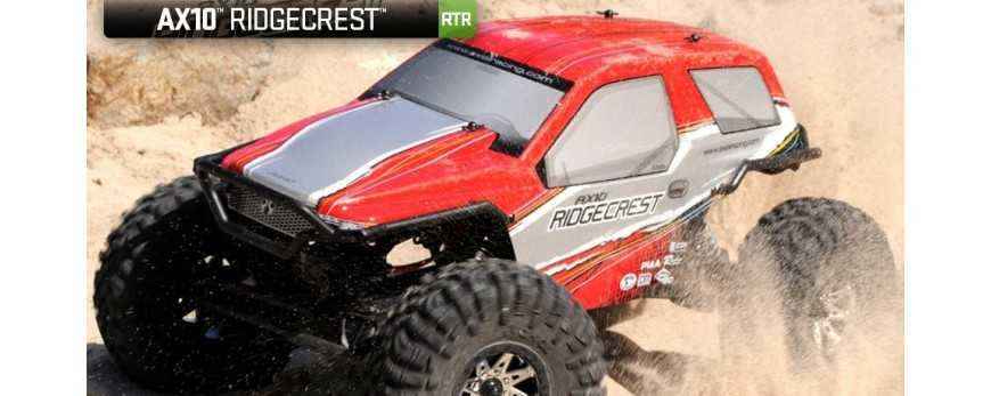 Peças - Axial Racing - AX10™ RIDGECREST™