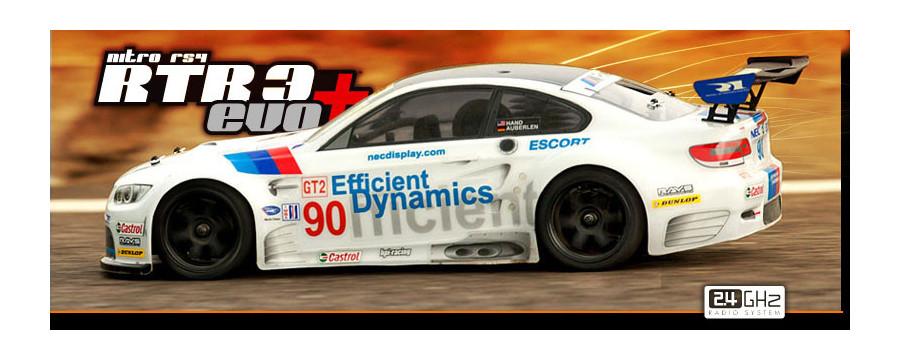 Peças - HPI - Nitro RS4 3 Evo+