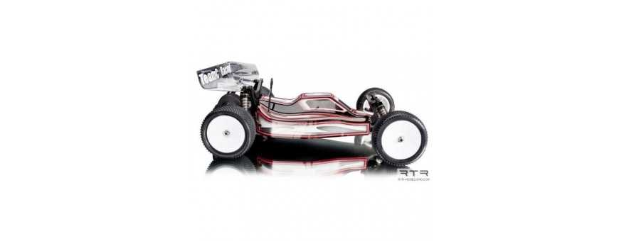 Peças - Team C - Buggy TC02 EVO Kit Competition