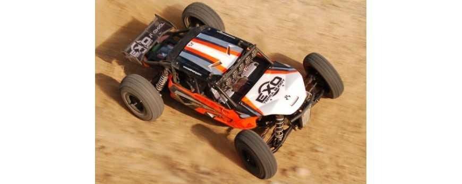 Peças - Axial Racing - EXO™ Terra Buggy