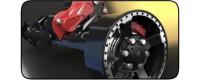 Peças - Axial Racing - Vanquish - XR10 - Jantes 2.2