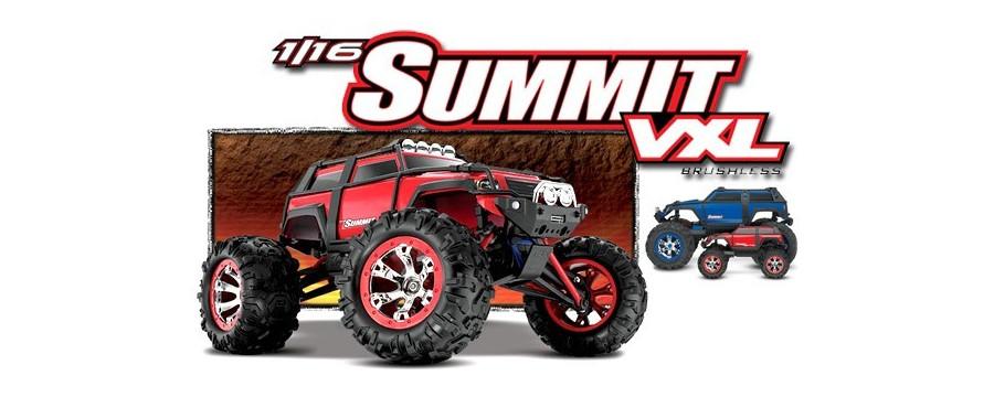 Peças - Traxxas - Peças Opcionais - Summit 1/16
